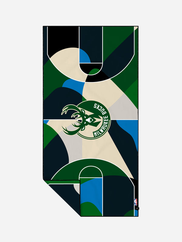 Bucks Court Camo Quick-Dry Towel - Slowtide