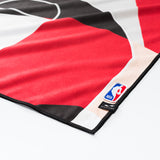 Bulls Court Camo Quick-Dry Towel - Slowtide