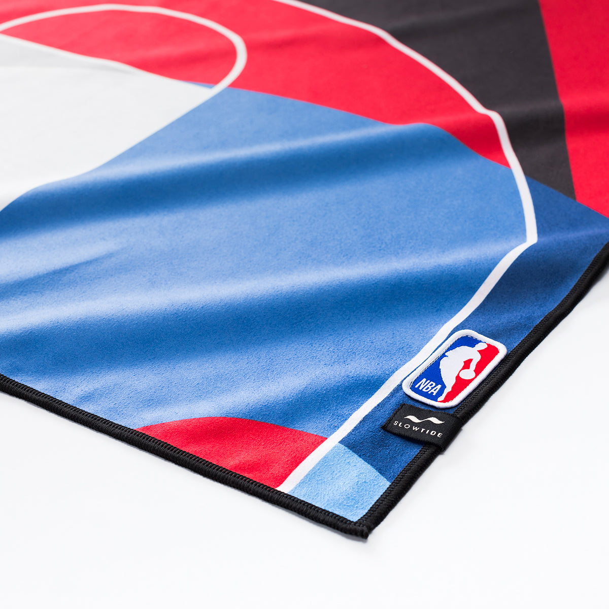 Clippers Court Camo Quick-Dry Towel - Slowtide