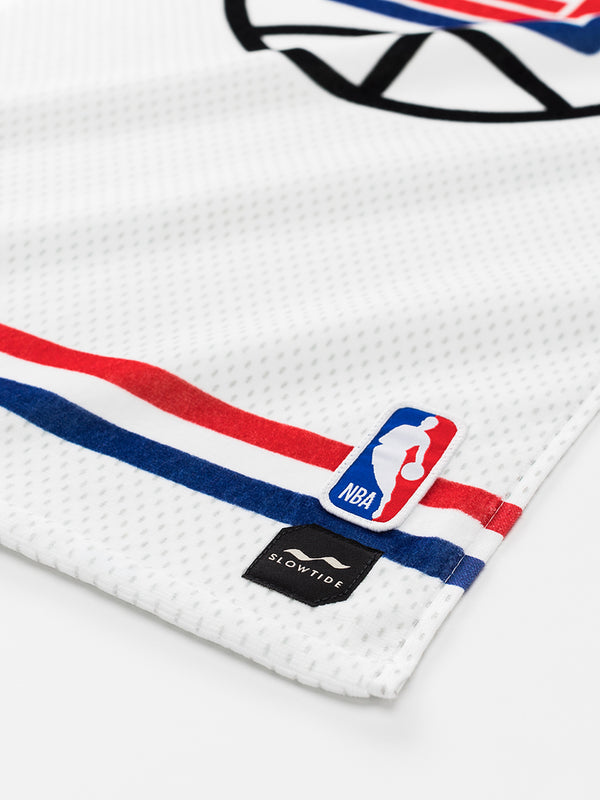 Clippers Jersey Fitness Towel - Slowtide