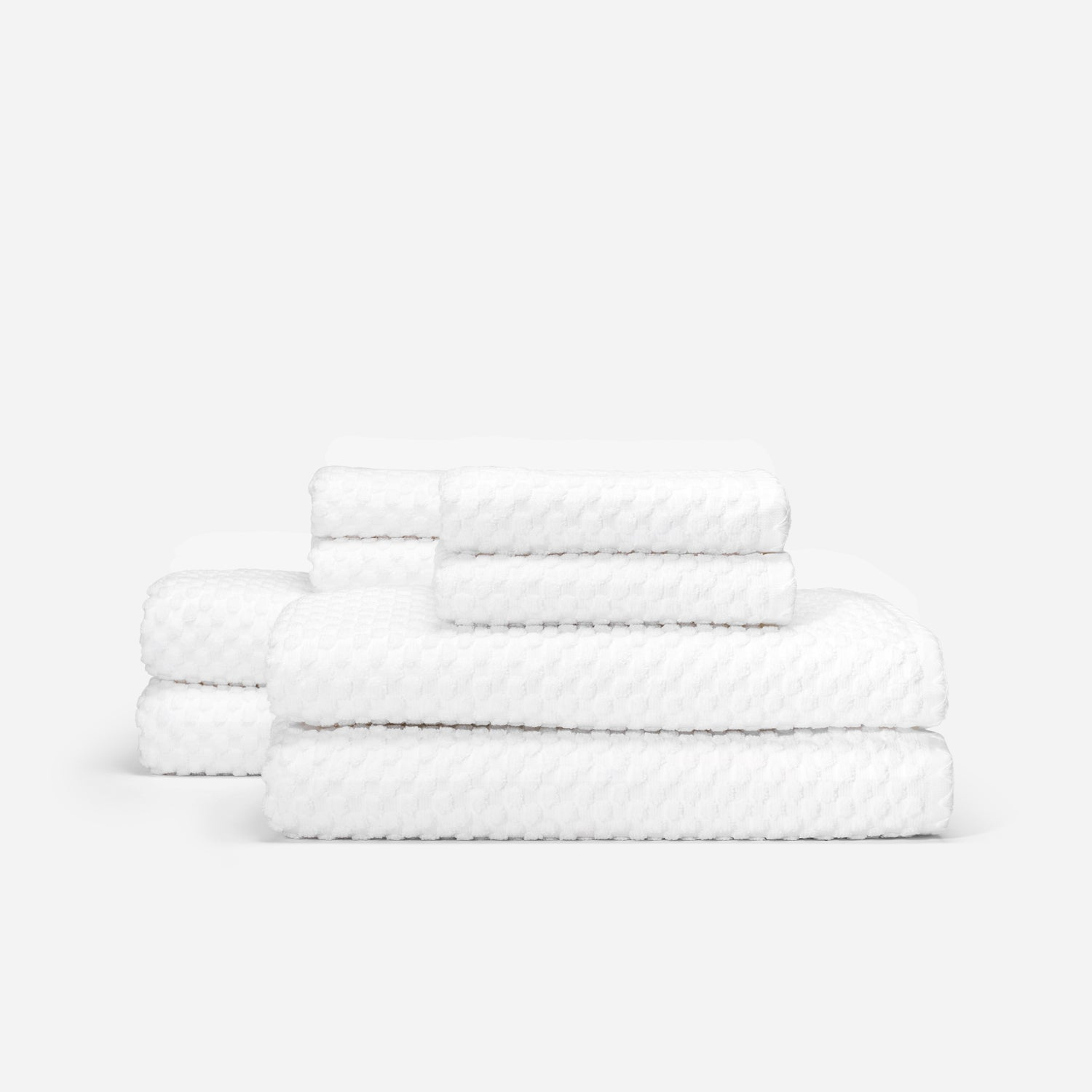 Clive Four-Piece Bundle - White - Slowtide
