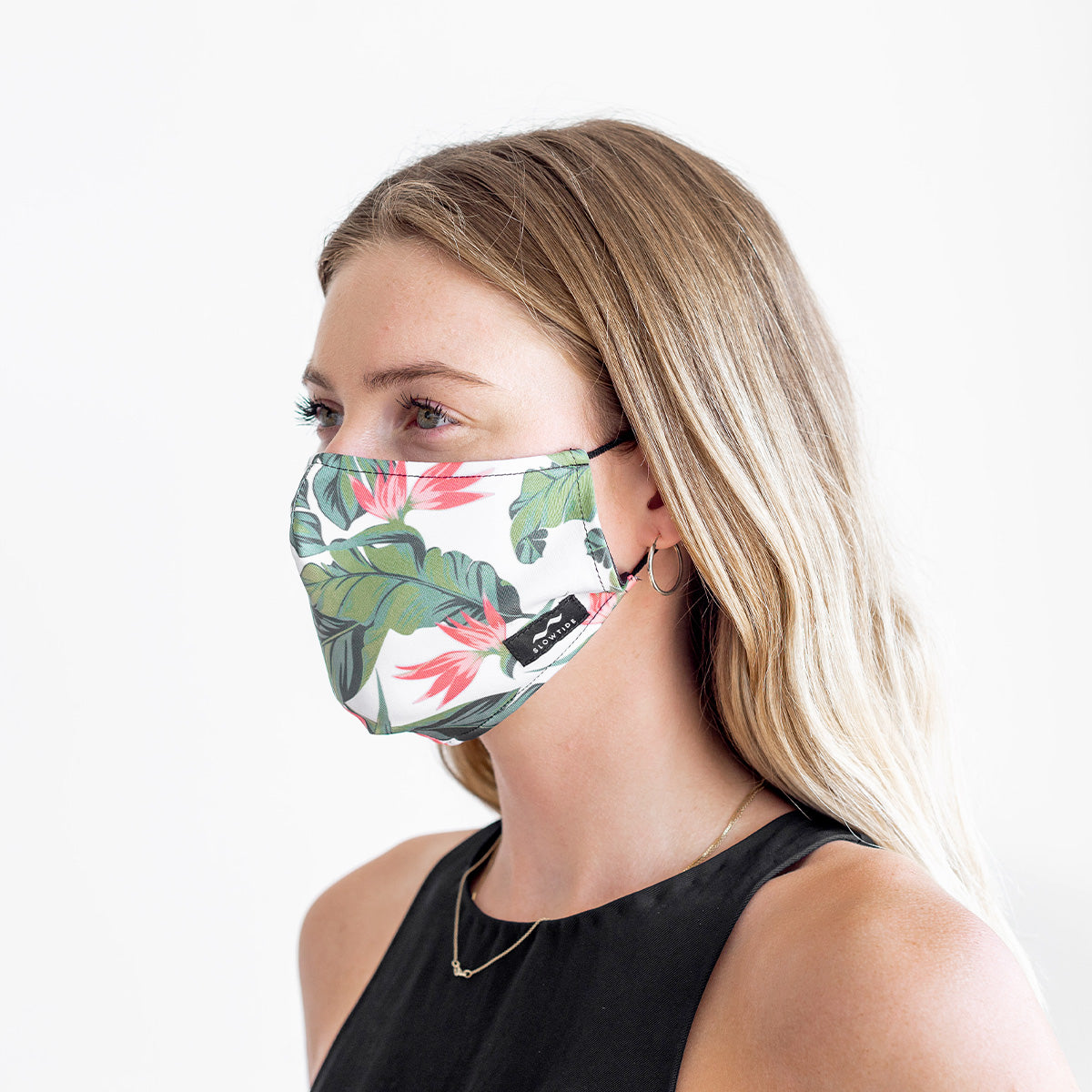 Adjustable Face Mask - Mauka - Slowtide