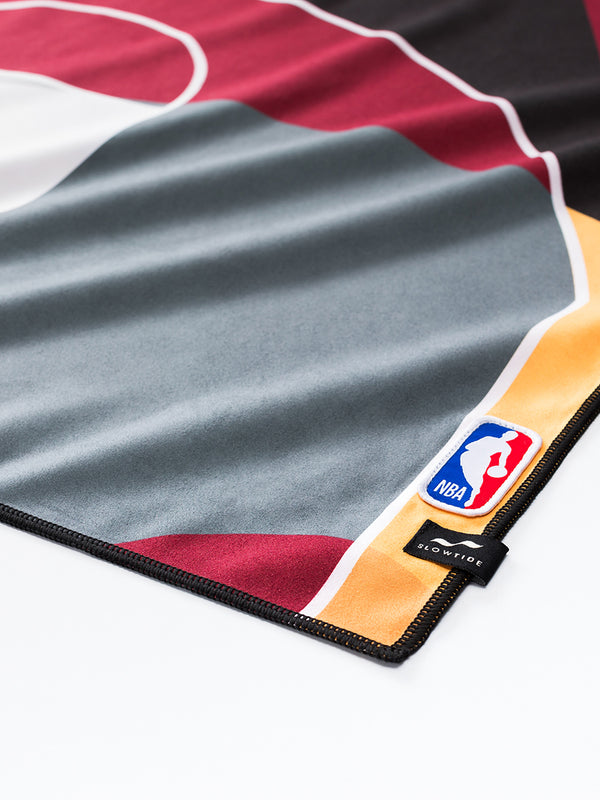 Heat Court Camo Quick-Dry Towel - Slowtide