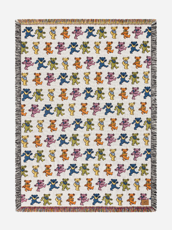 Dancing Bears Blanket - Slowtide
