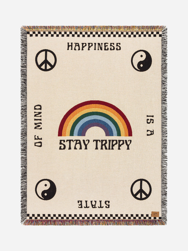 Stay Trippy Blanket - Slowtide