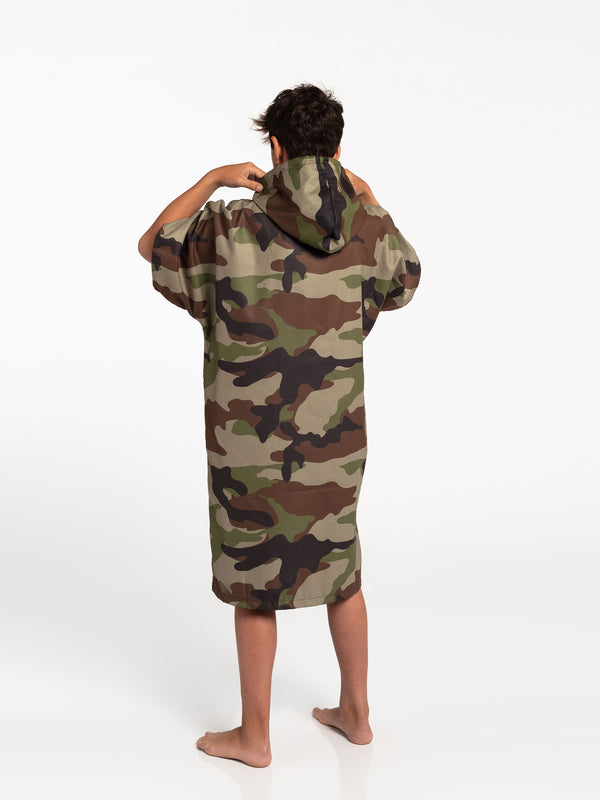 Regime Quick-Dry Changing Poncho - Small - Slowtide