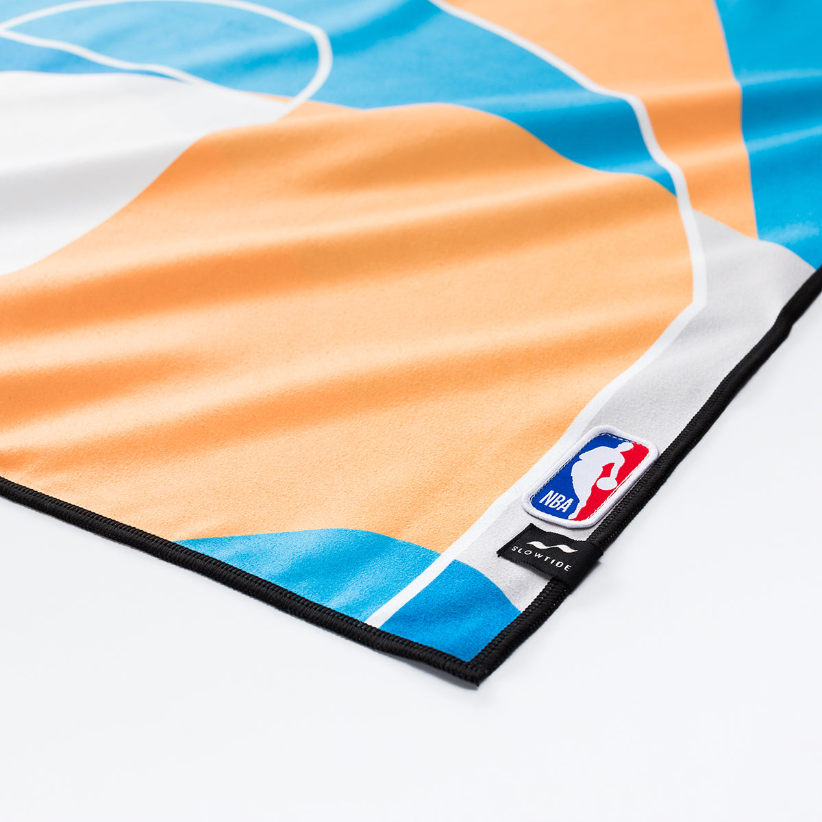 Knicks Court Camo Quick-Dry Towel - Slowtide