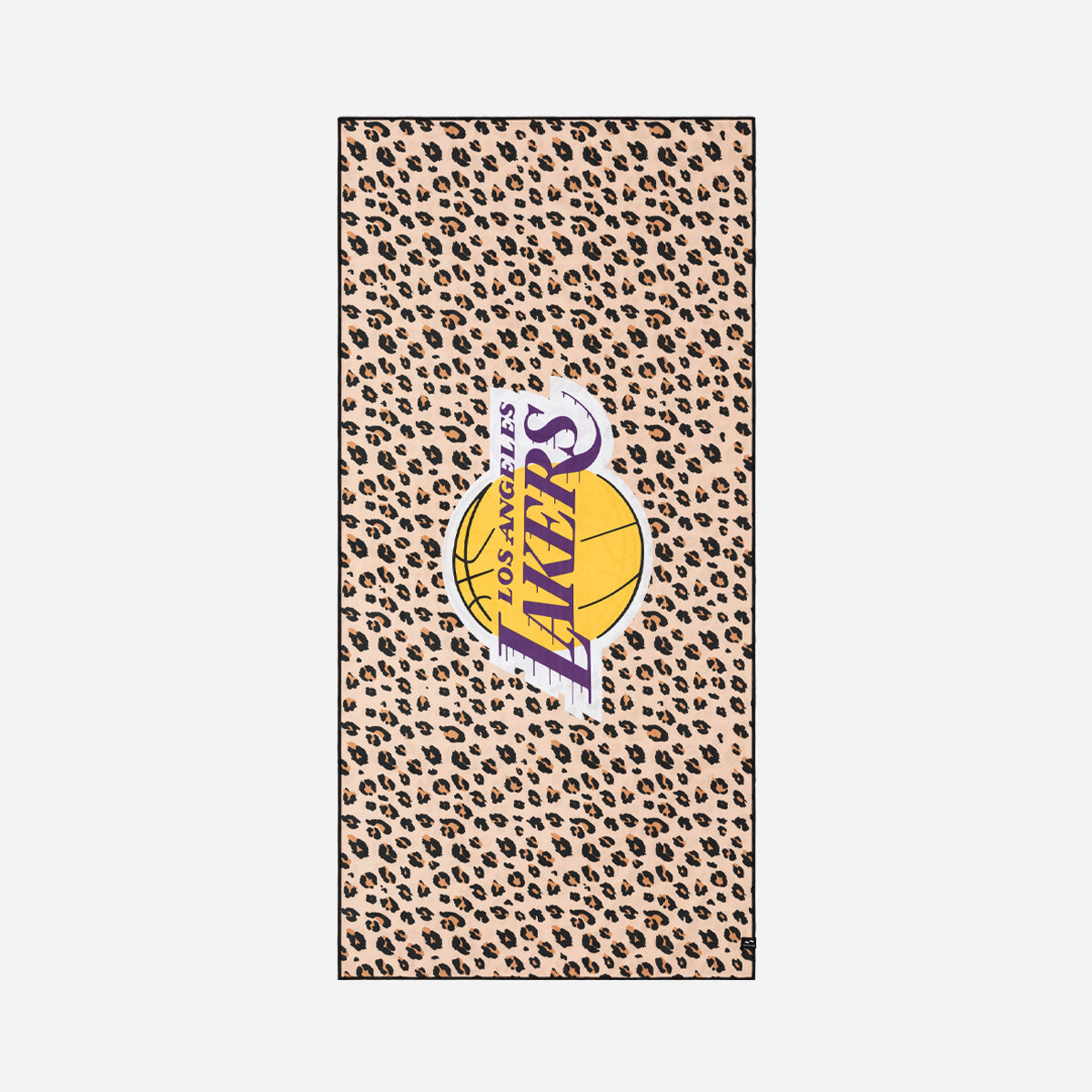 Lakers Cheetah Quick-Dry Towel - Slowtide
