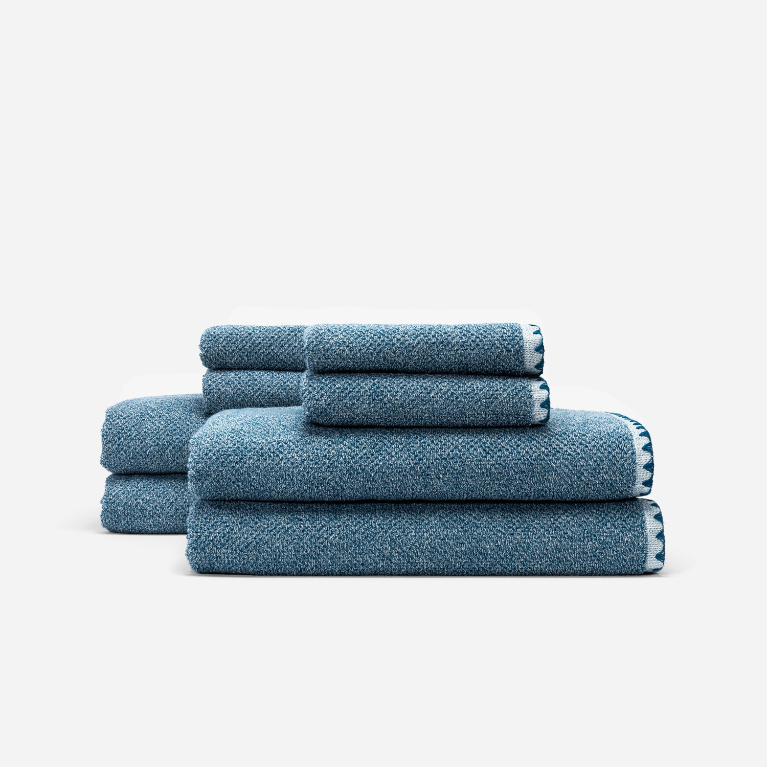 Luxe Four-Piece Bundle - Navy - Slowtide