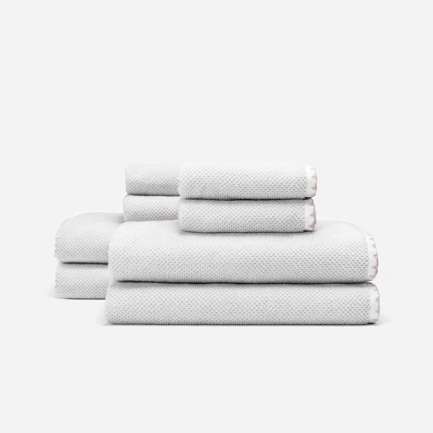 Luxe Four-Piece Bundle - Off-White