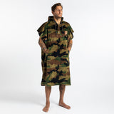Regime Changing Poncho - Large - Slowtide