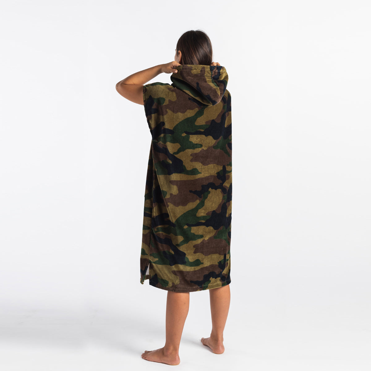 Regime Changing Poncho - Small - Slowtide