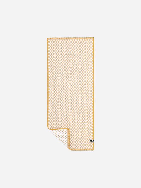 Clive Hand Towel - Mustard - Slowtide