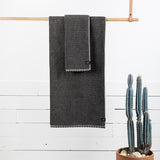 Luxe Four-Piece Bundle - Charcoal - Slowtide