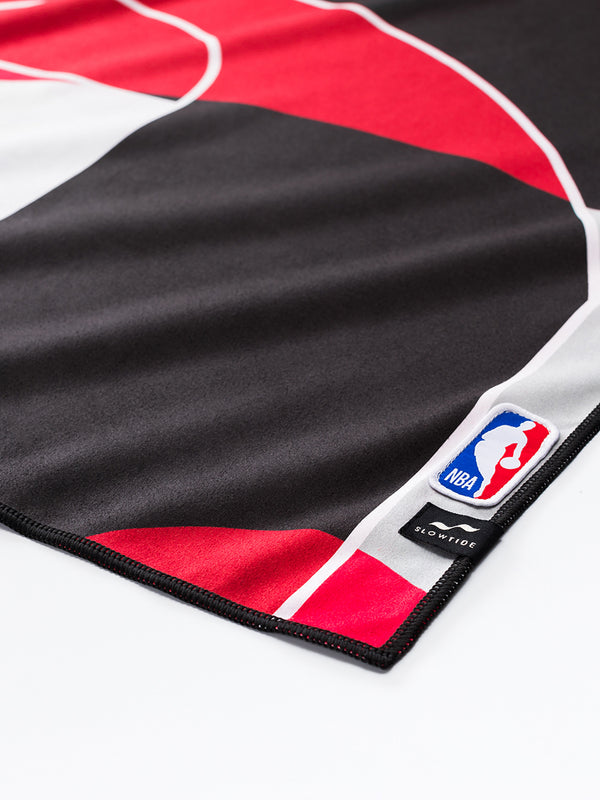 Raptors Court Camo Quick-Dry Towel - Slowtide