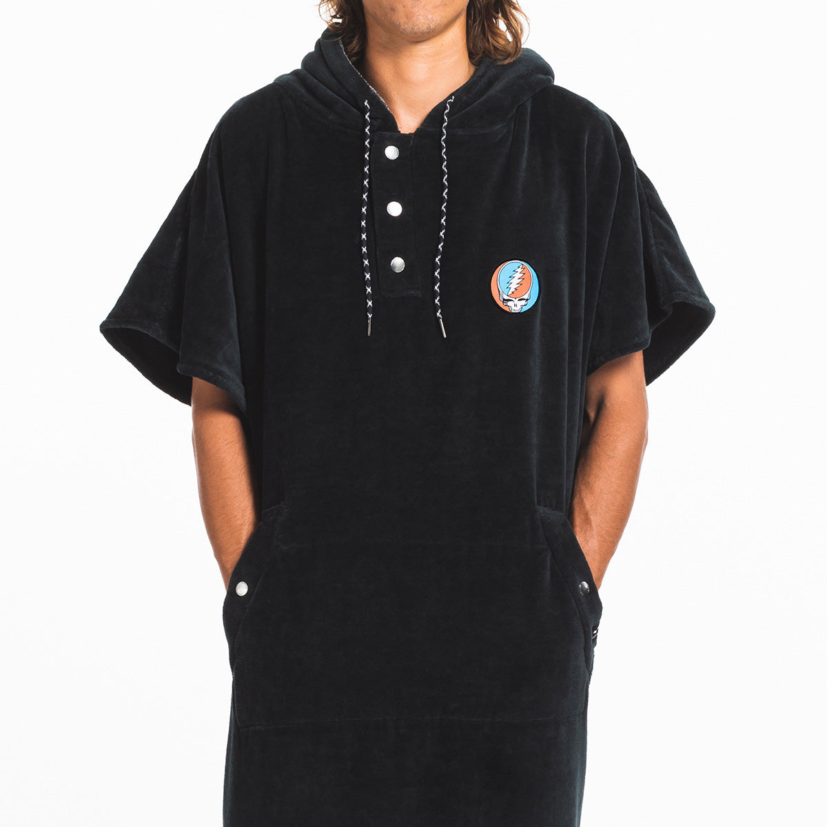 The Digs Changing Poncho - Grateful Dead - Small - Slowtide