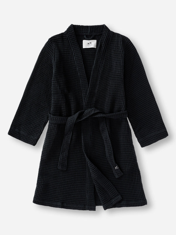 Guild Bath Robe - Black - Large / XL - Slowtide
