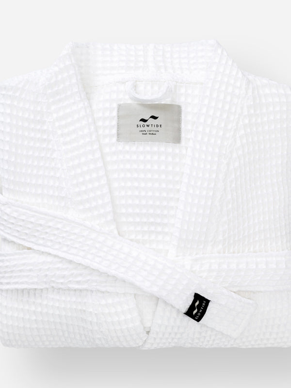 Guild Robe - White - Small - Slowtide