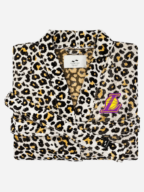 Lakers Robe - Cheetah - Large / XLarge - Slowtide