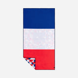 France Quick-Dry Towel - Slowtide