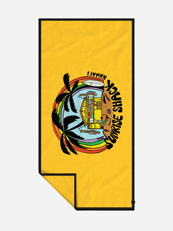 Sunrise Shack Quick-Dry Towel - Slowtide