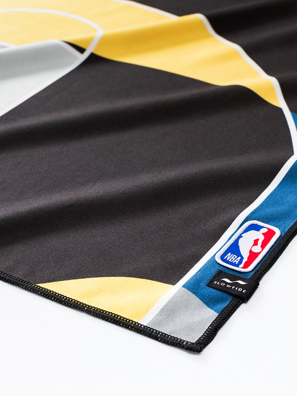 Warriors Court Camo Quick-Dry Towel - Slowtide