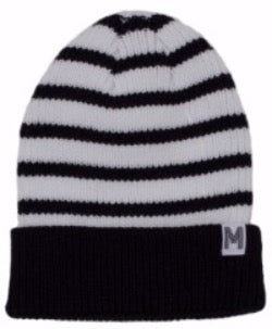 Stripe Knit Toque