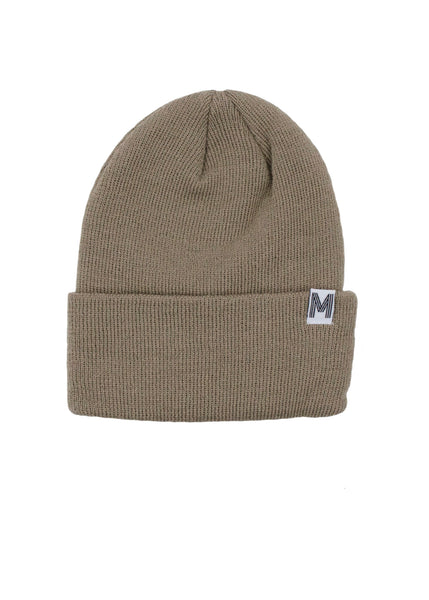 Tan Knit Toque