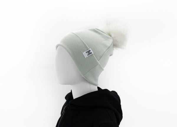 Mint Flip Rim Toque