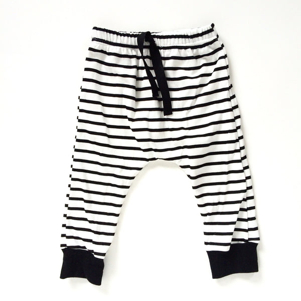 White Stripe Harems