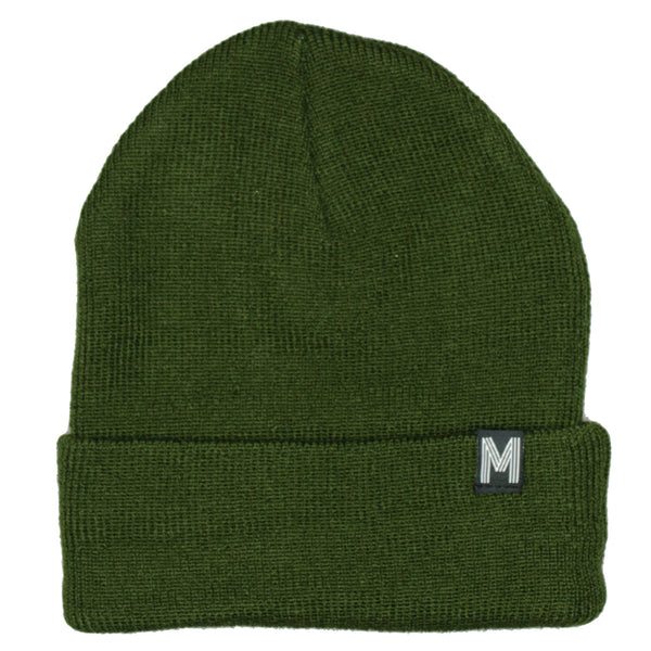 Green Knit Toque