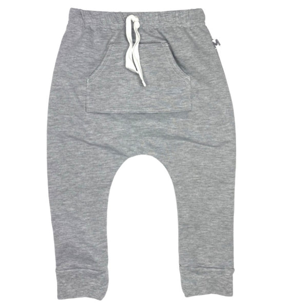 Grey Front Pocket Harems
