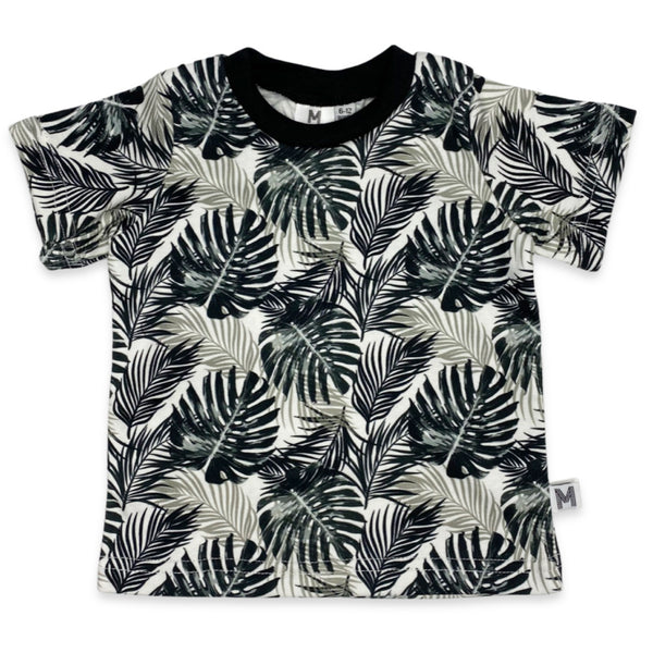 Jungle Crew Neck T-Shirt