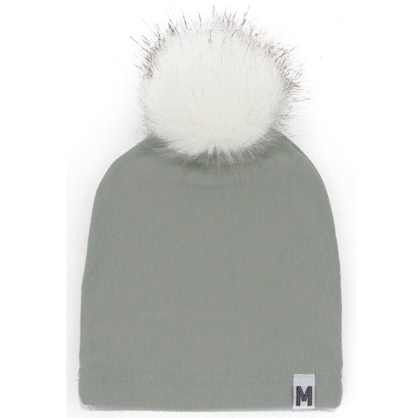 Mint Fleece Toque