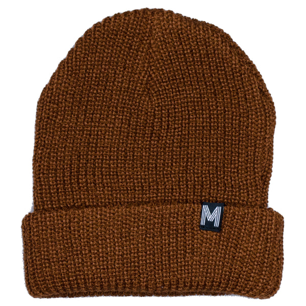 Rust Knit Toque