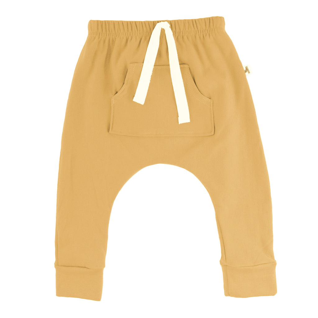 Yellow Front Pocket Harems