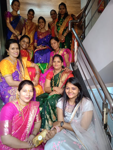Tathastu Women Hospital Staff With Dr. Manasi Dabholkar