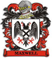 Maxwell Family Crest