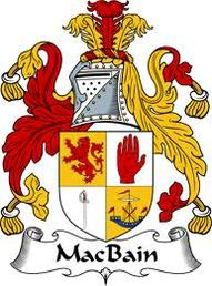 MacBain Family Crest