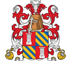 Laroque Family Crest