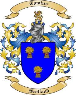 Comins Family Crest