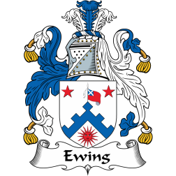Ewing Family Crest