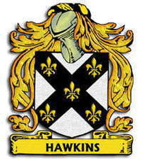 Hawkins Family Crest