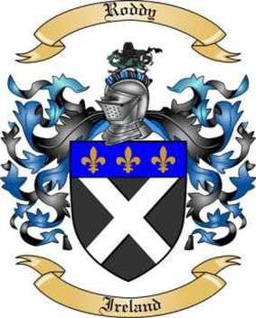 Roddy Family Crest