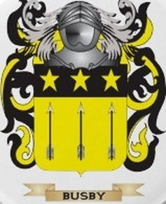 Busby Family Crest