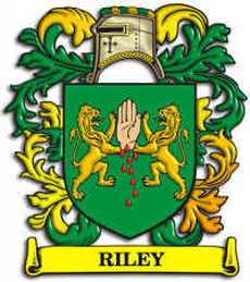 Riley Family Crest