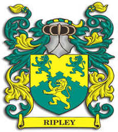 Ripley Family Crest