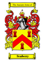 Scarberry Family Crest