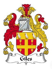 Giles Family Crest