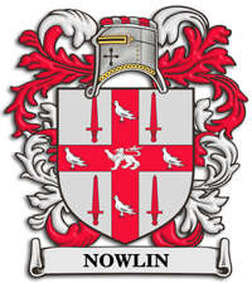 Nowlin Family Crest